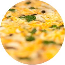 1/4 Pizza